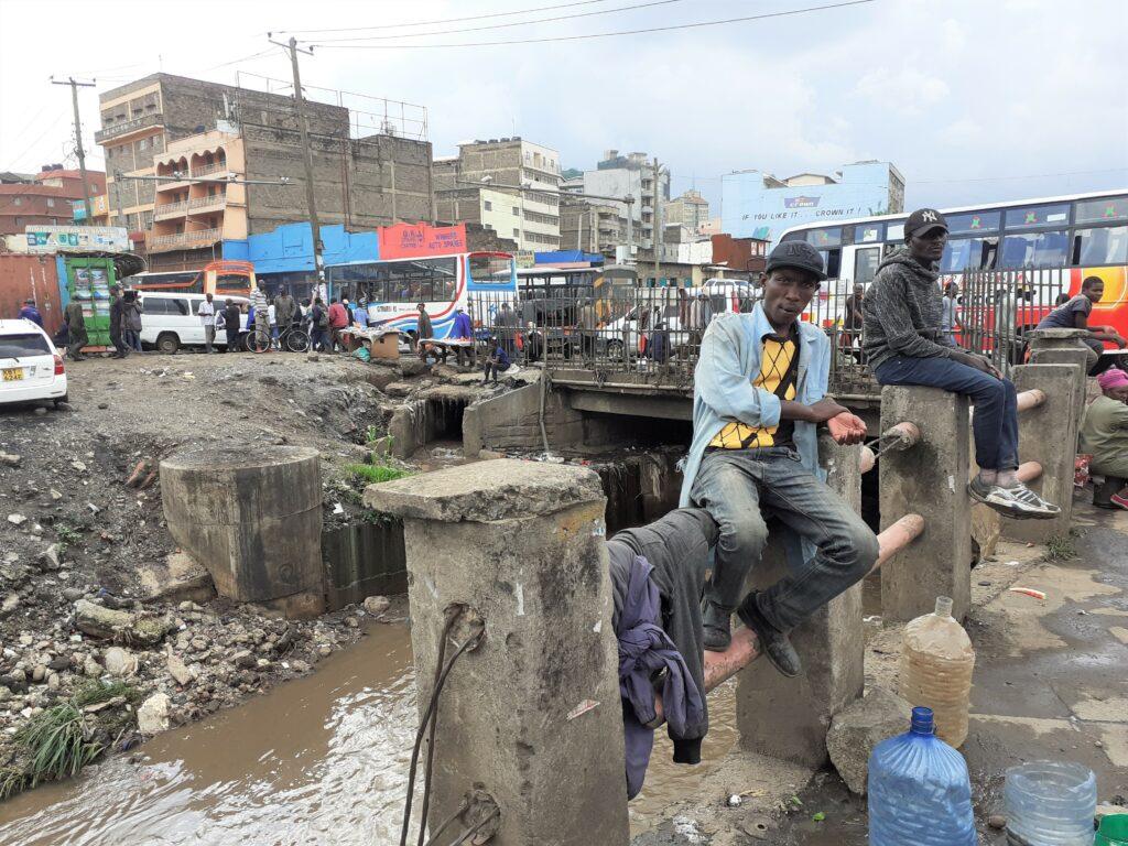 Downtown Nairobi, Kenia