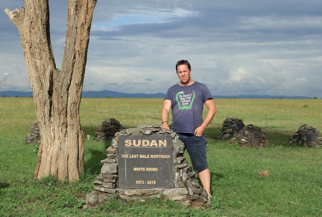 Graf Sudan, Kenia