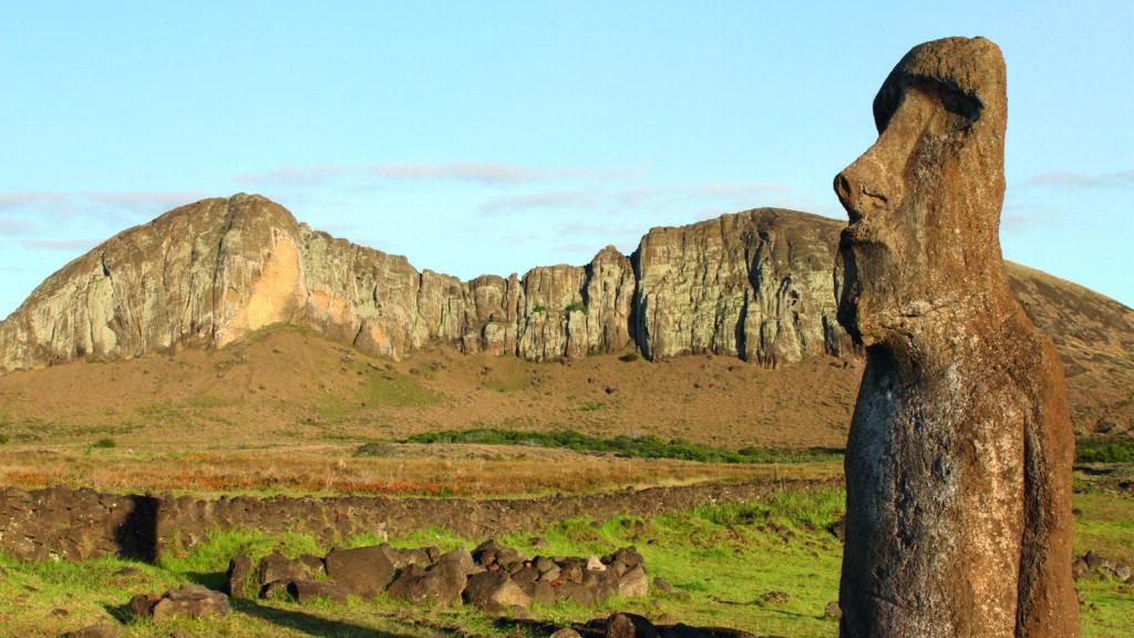 Paaseiland Rapa Nui, Chili
