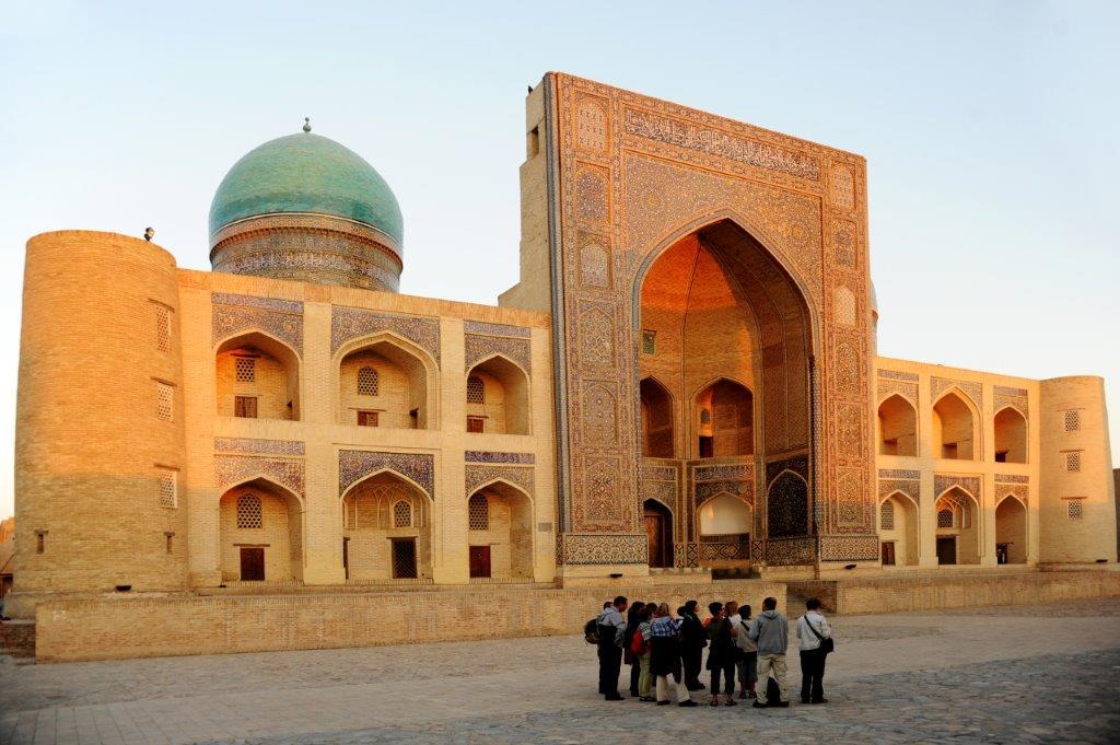 groep Bukhara